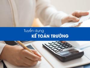 Doorseal Tuyen Dung Viec Lam Ke Toan Truong Bac Ninh