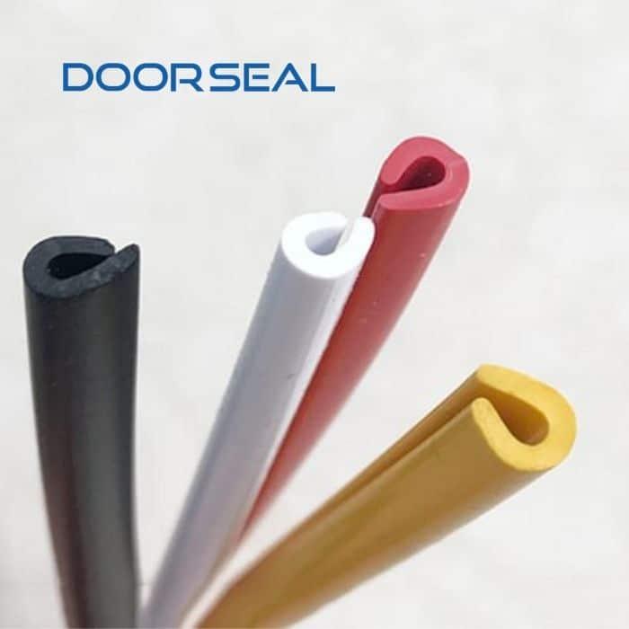 Những loại ron cửa kính thông dụng trên thị trường