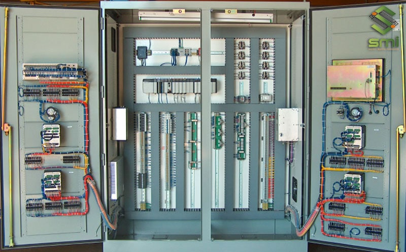Các loại ron tủ điện phổ biến hiện nay