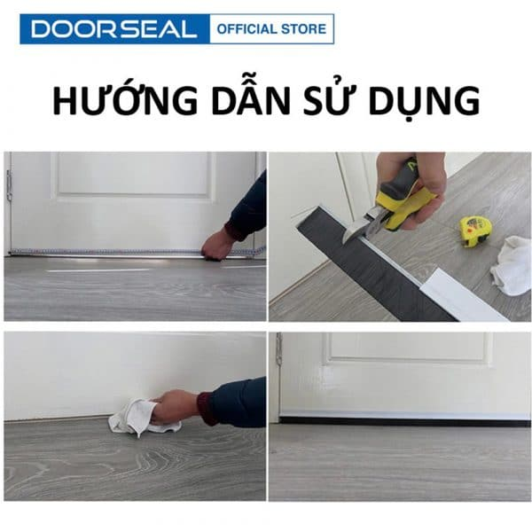 Thanh Dan Chan Cua De Long Doorseal 5