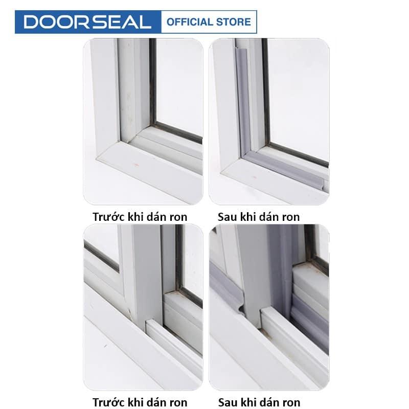 Vì sao nên mua ron cửa kính tại Doorseal.vn?